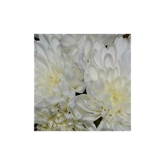 White Flowers 2 Shower Curtain 48  x 72  (Small)