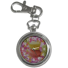 Macaroons and Floral Delights Key Chain Watches