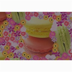 Macaroons and Floral Delights Collage 12  x 18