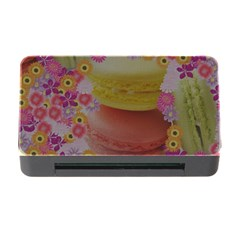 Macaroons And Floral Delights Memory Card Reader With Cf