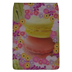 Macaroons and Floral Delights Flap Covers (L)