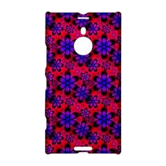 Neon Retro Flowers Pink Nokia Lumia 1520