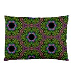 Repeated Geometric Circle Kaleidoscope Pillow Cases (Two Sides) Back