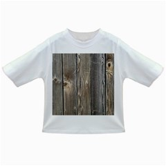Wood Fence Infant/toddler T Shirts