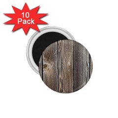 Wood Fence 1 75  Magnets (10 Pack)