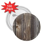 WOOD FENCE 2.25  Buttons (100 pack)  Front