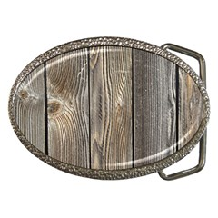 Wood Fence Belt Buckles