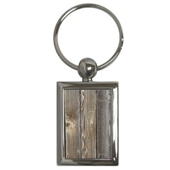 Wood Fence Key Chains (rectangle)