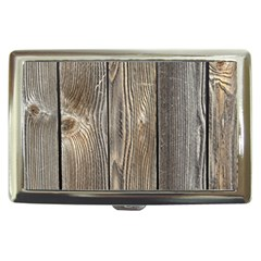 Wood Fence Cigarette Money Cases