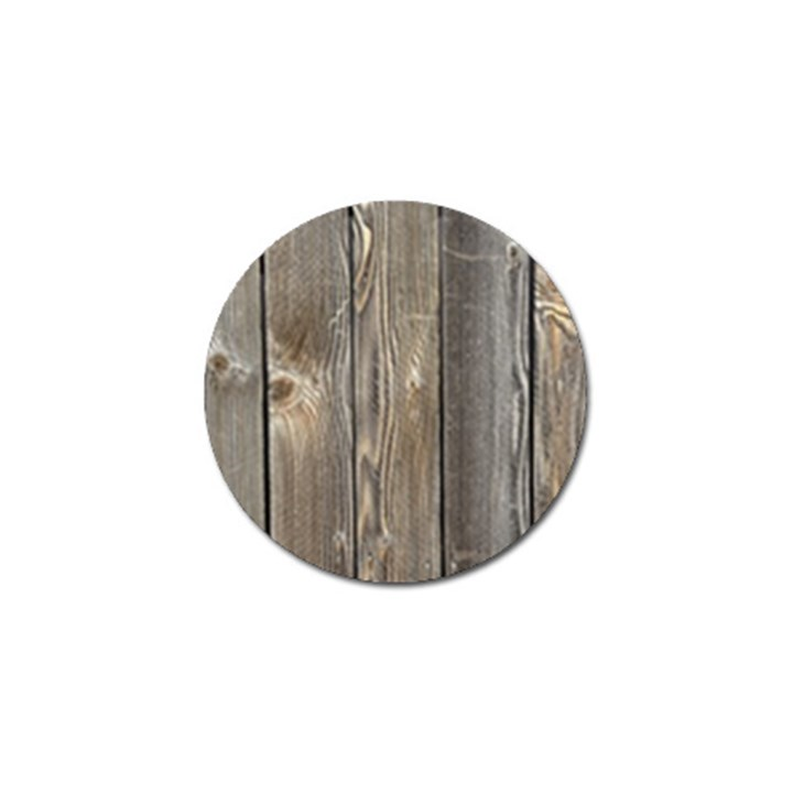 WOOD FENCE Golf Ball Marker (4 pack)