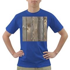 Wood Fence Dark T Shirt