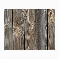 Wood Fence Small Glasses Cloth