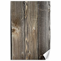 Wood Fence Canvas 20  X 30
