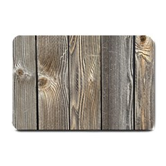 Wood Fence Small Doormat