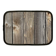 Wood Fence Netbook Case (medium)