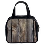 WOOD FENCE Classic Handbags (2 Sides) Front