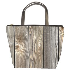 Wood Fence Bucket Bags