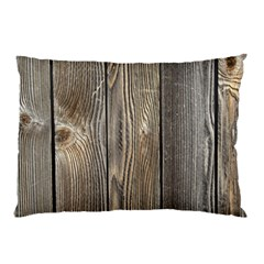 Wood Fence Pillow Cases