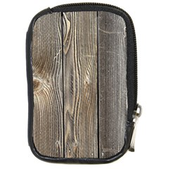 Wood Fence Compact Camera Cases