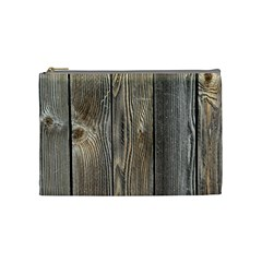 Wood Fence Cosmetic Bag (medium)
