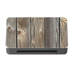 WOOD FENCE Memory Card Reader with CF