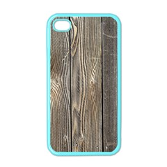 WOOD FENCE Apple iPhone 4 Case (Color)