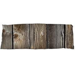 Wood Fence Body Pillow Cases Dakimakura (two Sides)