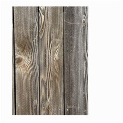Wood Fence Large Garden Flag (two Sides)
