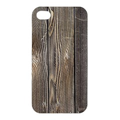 WOOD FENCE Apple iPhone 4/4S Premium Hardshell Case