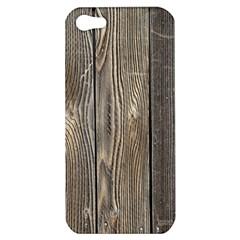 WOOD FENCE Apple iPhone 5 Hardshell Case