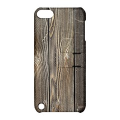 WOOD FENCE Apple iPod Touch 5 Hardshell Case with Stand