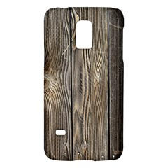 WOOD FENCE Galaxy S5 Mini