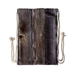 WOOD FENCE Drawstring Bag (Small)