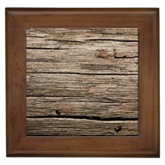 Weathered Wood Framed Tiles