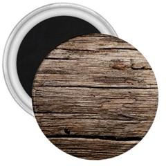 Weathered Wood 3  Magnets