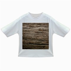 Weathered Wood Infant/toddler T Shirts