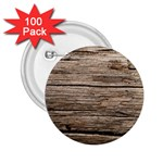 WEATHERED WOOD 2.25  Buttons (100 pack)  Front
