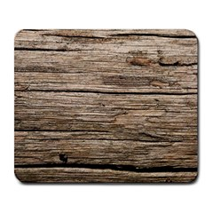 WEATHERED WOOD Large Mousepads