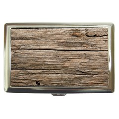 Weathered Wood Cigarette Money Cases