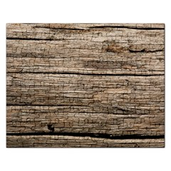 Weathered Wood Rectangular Jigsaw Puzzl