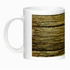 Weathered Wood Night Luminous Mugs
