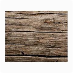 Weathered Wood Small Glasses Cloth