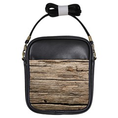 WEATHERED WOOD Girls Sling Bags