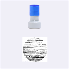 Weathered Wood Rubber Round Stamps (small)