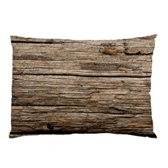Weathered Wood Pillow Cases (two Sides)