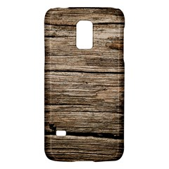 WEATHERED WOOD Galaxy S5 Mini