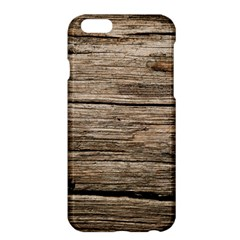 Weathered Wood Apple Iphone 6 Plus/6s Plus Hardshell Case