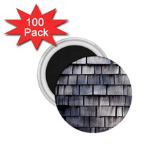 Weathered Shingle 1 75  Magnets (100 Pack)