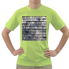Weathered Shingle Green T Shirt