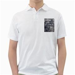 Weathered Shingle Golf Shirts